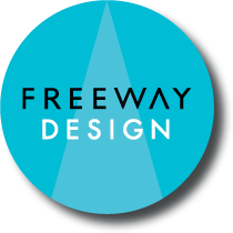 Freeway Design Logo